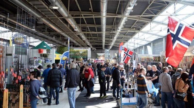 Výstava Rybaření 2017 Brno