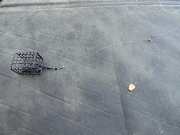 helikoptéra na feeder