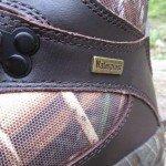 Boty Prologic Max5 HP Grip-Trek Boot. Detail textilie 3f339b7644