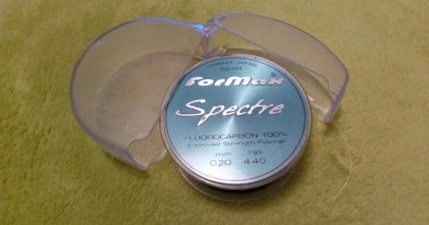 Fluocarbon na feeder