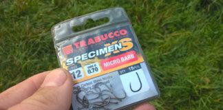 háčky Trabucco XS Specimen