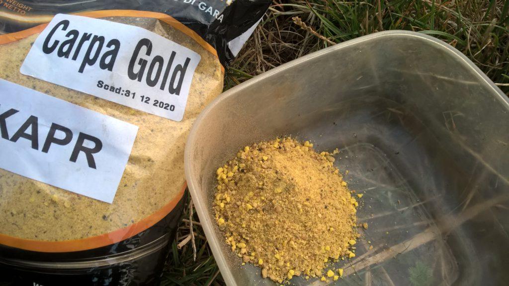 Krmení Trabucco GNT Carpa Gold