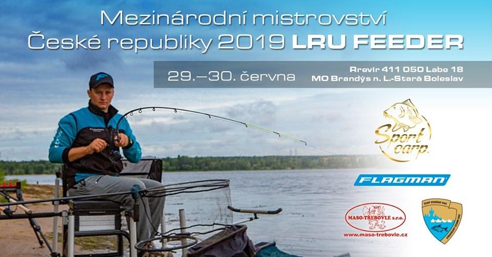 Mezinárodní mistrovství České republiky LRU Feeder 2019
